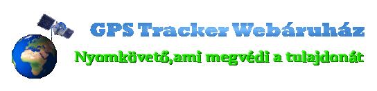 GPS Tracker Webáruház