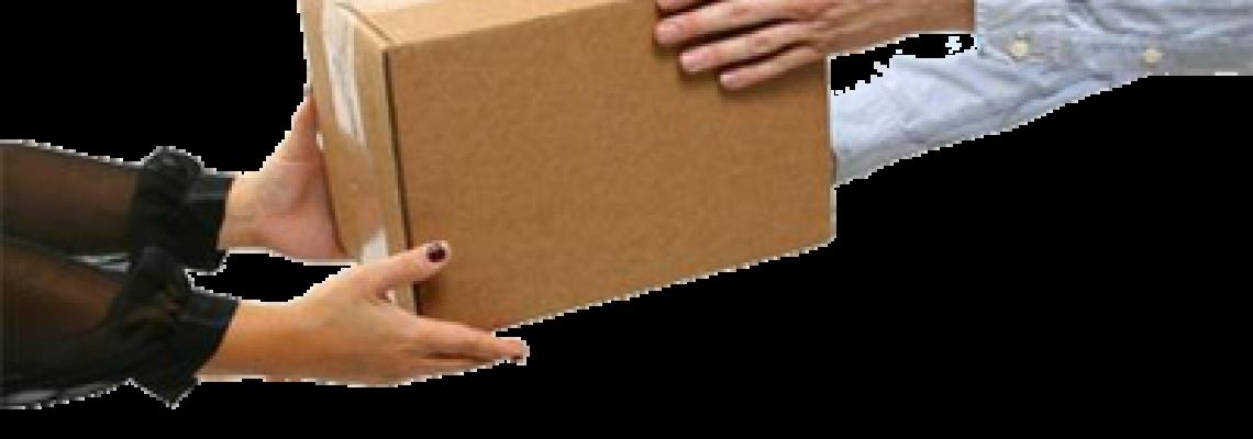 Csomag átvételi lehetőségek